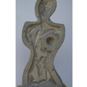 ethiopian original art stone sculpture